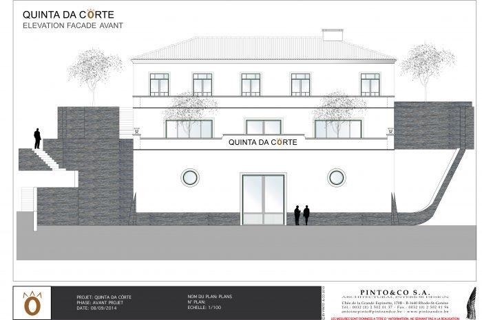 Pinto co interior architectural design - Van plan corian ...